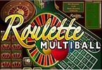 Multi-ball roulette logo