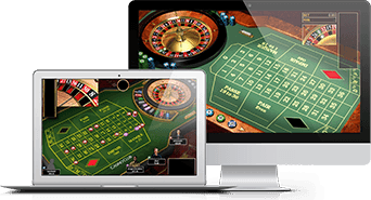 Roulette on computer