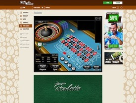 Cafe Casino Screenshot