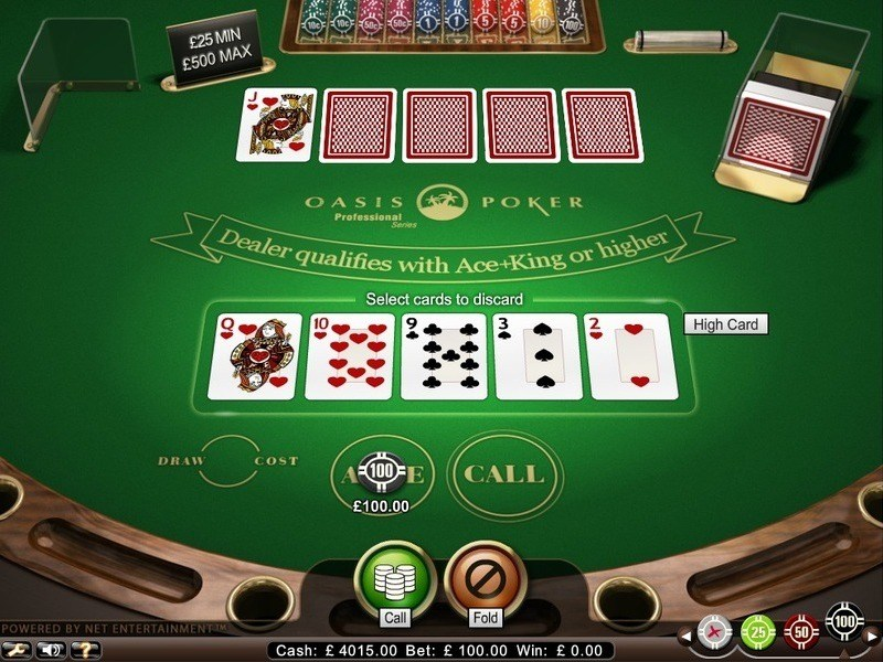 Intercasino poker casino job listing montreal