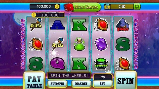 Slots Magic Casino No Deposit Bonus 2017