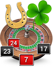 Pick your numbers playing live roulette Düzce