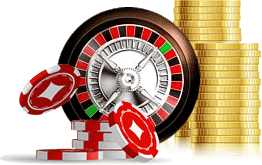 Roulette coins