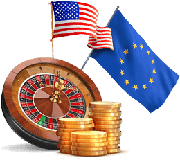 US and EU roulette